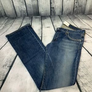 Paper Denim Cloth Jeans Fade